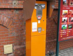 Parkovací systém pro obchodní centrum a supermarket
