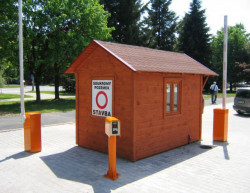 Parkovací systém pro podzemní garáže a parkovací domy
