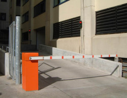 Automatic entry barriers