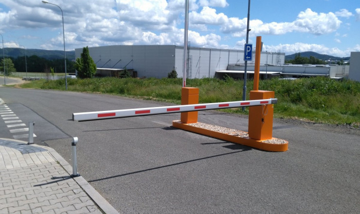 The completion of a barrier entry - Laird Technologies
