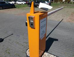 Realizace hotelového parkoviště Praha