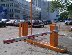 The completion of an employee car park - Liberec