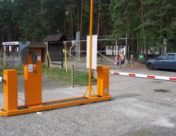 Realizace parkoviště Myslivna - Doksy, Máchovo jezero