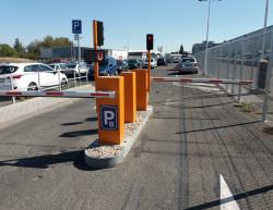 Realizace firemního parkoviště - Continental Brandýs