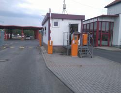 Realizace automatického parkoviště - Liberec