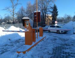 Realizace parkoviště - Centrum Babylon a.s. - Liberec
