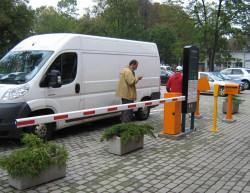 Realizace parkoviště - Ostrava, Rotschild Palace