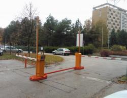 Realizace parkoviště - Lázně Darkov